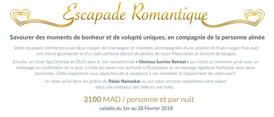 Escapade Romantique